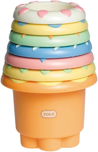 Tolo Toys Rainbow Stacker
