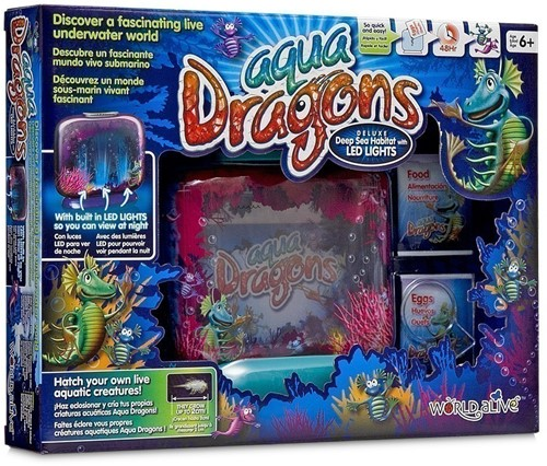 AQUA DRAGONS® Colour Changing in Tray