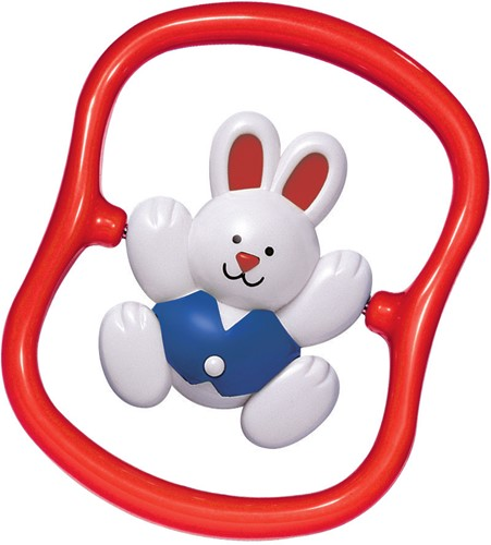 Tolo Toys Rabbit Rattle