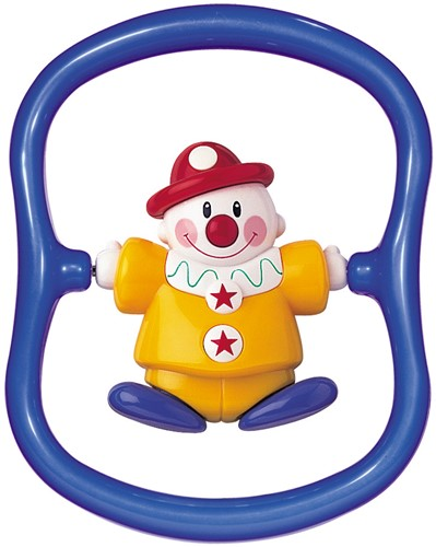 Tolo Toys Clown Rattle