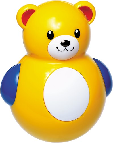 Tolo Toys Roly Poly Teddy Bear