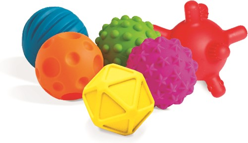 Edushape Baby Sensory Balls - NEW