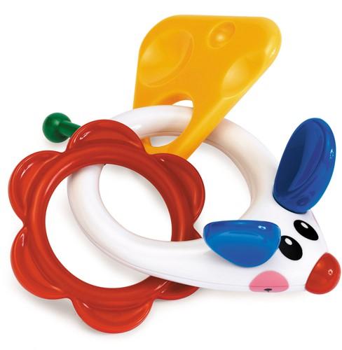 Tolo Toys - Muis Rammelaar