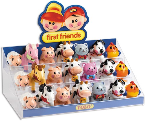 Tolo Toys - Boerderijdieren Set