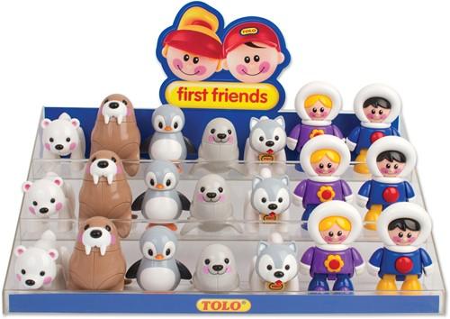Tolo Toys Display - Polar starter pack 1