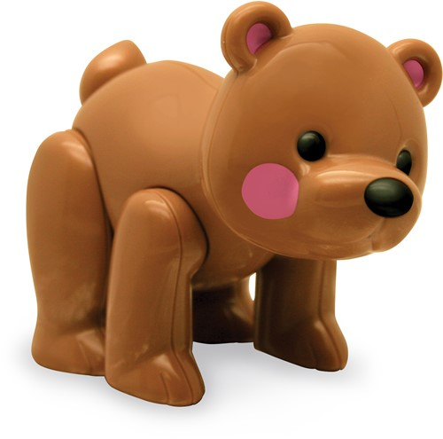 Tolo Toys First Friends Brown Bear