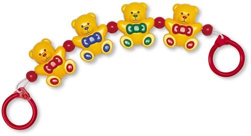Tolo Toys Little Bears Pram Toy