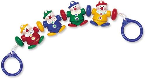 Tolo Toys Little Clowns Pram Toy
