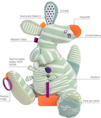 Dolce Toys Kangaroo