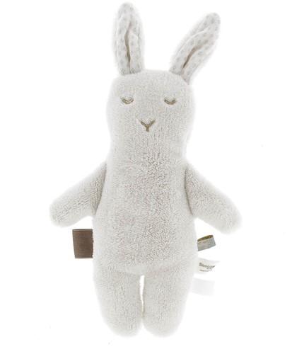 Snoozebaby ORGANIC Ruby Rabbit cuddle Stone Beige