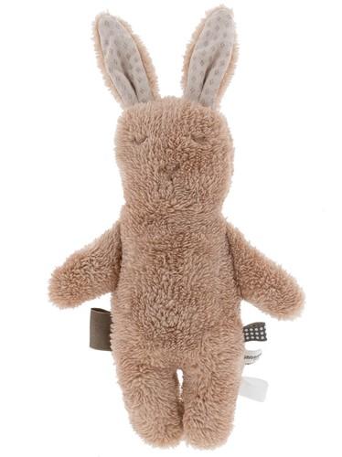 Snoozebaby ORGANIC Romy Rabbit cuddle Milky Rust