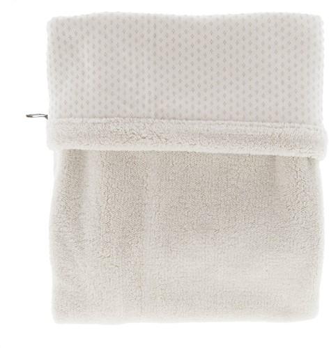 Snoozebaby ORGANIC blanket cot T.O.G. 2.0 Stone Beige 100x150cm