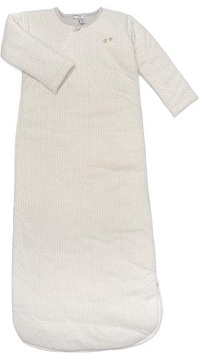 Snoozebaby ORGANIC Sleepsuit Longsleeve 3-9 months TOG 2.0 Stone Beige