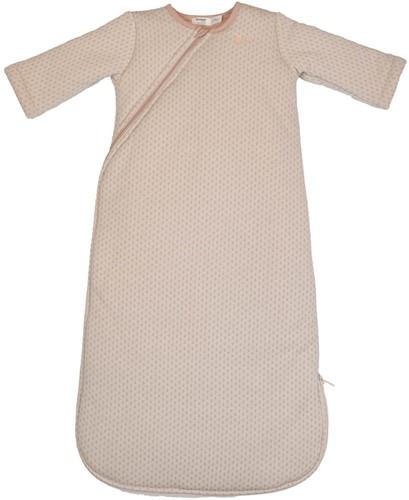 Snoozebaby ORGANIC Sleepsuit Longsleeve 9-24 months TOG 2.0 Milky Rust
