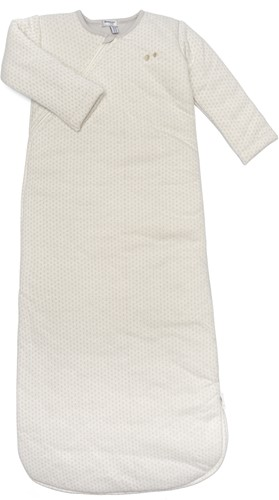 Snoozebaby ORGANIC Sleepsuit Longsleeve 9-24 months TOG 2.0 Stone Beige