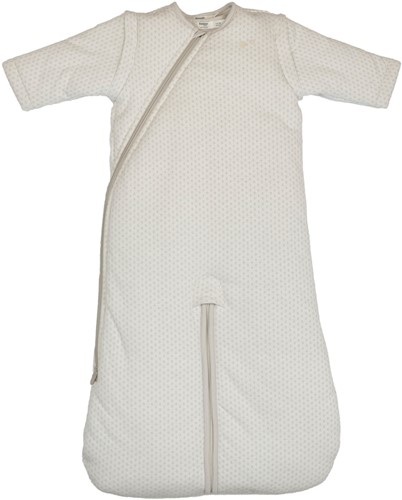 Snoozebaby Sleepsuit four seasons 9-24 months TOG 1.0 - 3.0 Stone Beige, with inner- and outersuit, detachable sleeves