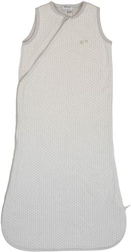 Snoozebaby ORGANIC Sleepsuit Sleeveless 3-9 months TOG 1.0 Stone Beige