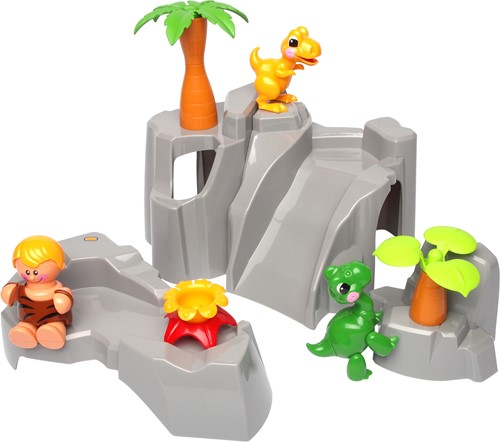 Tolo Toys First Friends Dino Mountain Set