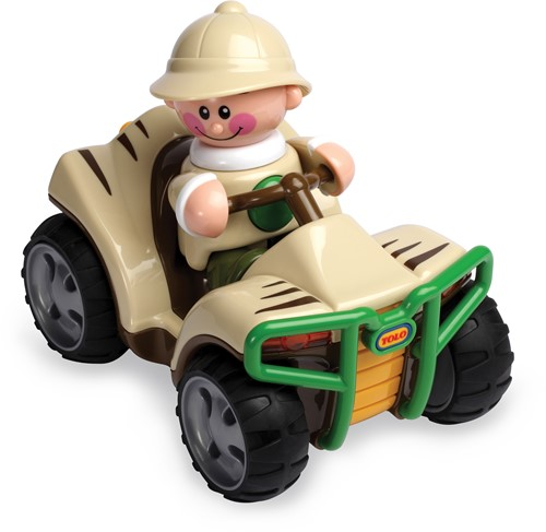 Tolo Toys Safari Quad Bike