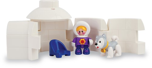 Tolo Toys First Friends Igloo Set