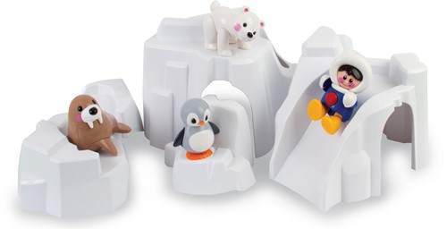 Tolo Toys First Friends Polar Iceberg Set