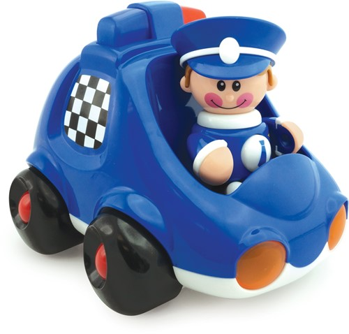 Tolo Toys First Friends Police Car