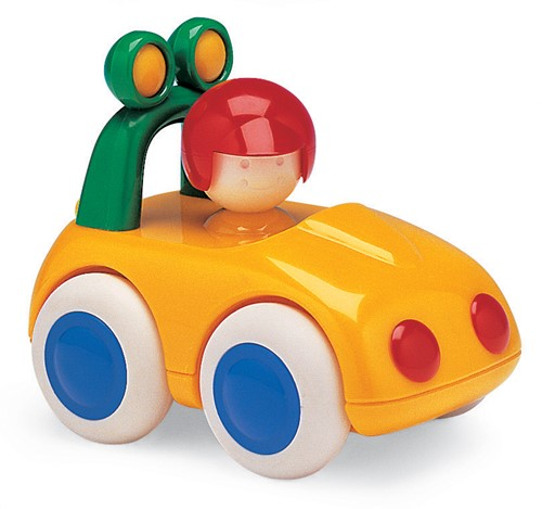 Tolo Toys Baby Jeep