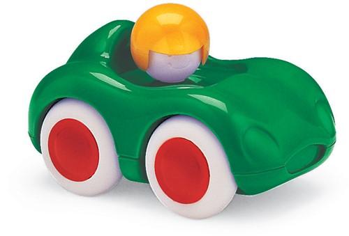 Tolo Toys - Baby Groene Auto