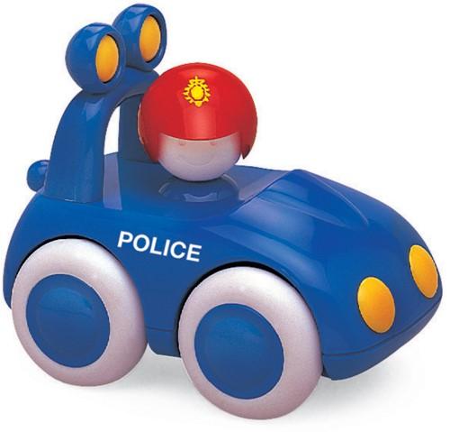 Tolo Toys Baby Police Car
