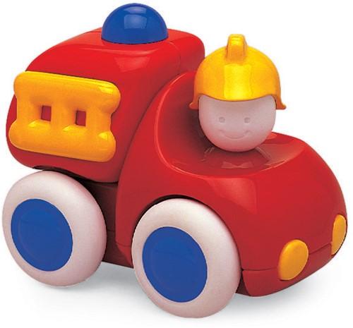 Tolo Toys - Baby Brandweerauto