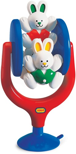 Tolo Toys Spinning Rabbits
