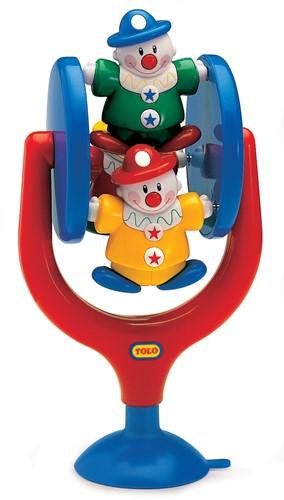 Tolo Toys - Draaiende Clowns