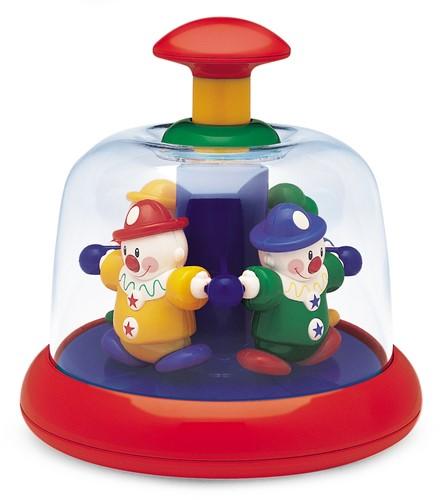 Tolo Toys - Draaimolen Clowns