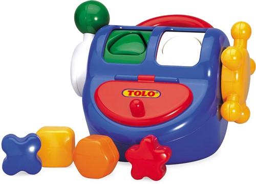 Tolo Toys - Activiteiten Vormenbox