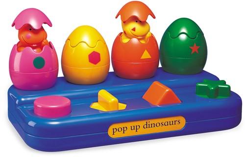 Tolo Toys Pop Up Dinosaur