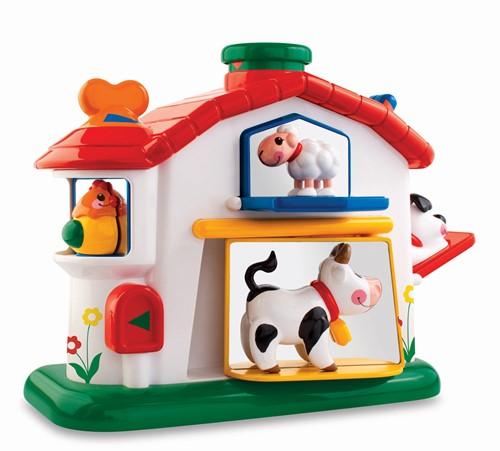 Tolo Toys Farm Activity Pop Up House