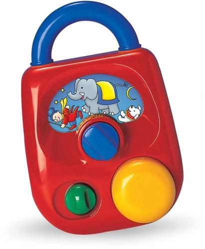 Tolo Toys Babys Musical Radio
