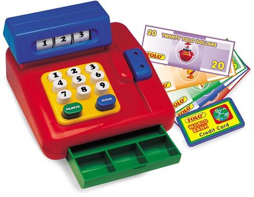 Tolo Toys Electronic Cash Register