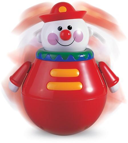 Tolo Toys - Roly Poly Clown met Geluid