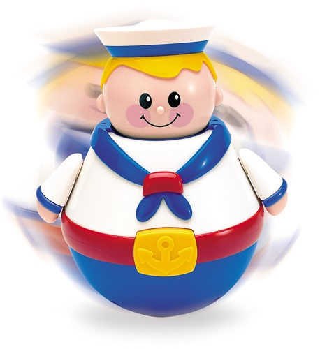 Tolo Toys Roly Poly Sailor