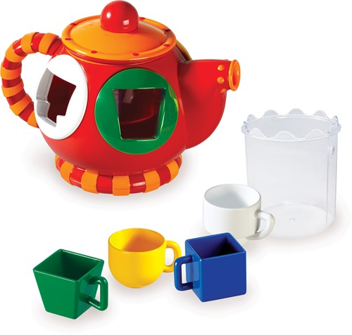 Tolo Toys Teatime Shape Sorter