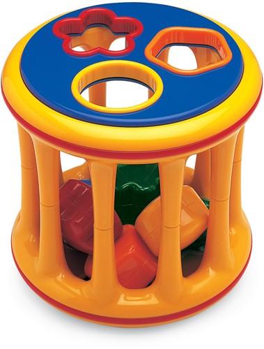 Tolo Toys - Rollende Vormenbox