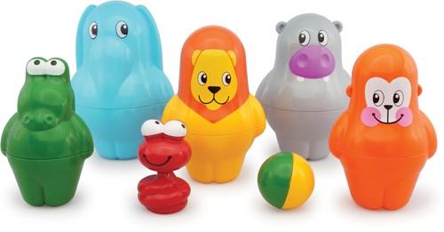 Tolo Toys Jungle Bowling