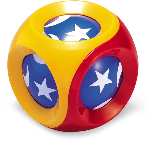 Tolo Toys Spinning Chime Ball