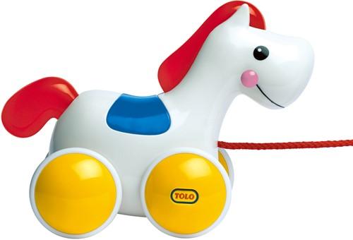 Tolo Toys Pull Along Pony