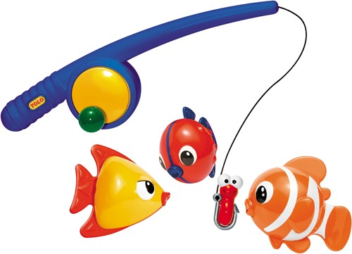Tolo Toys Funtime Fishing Set