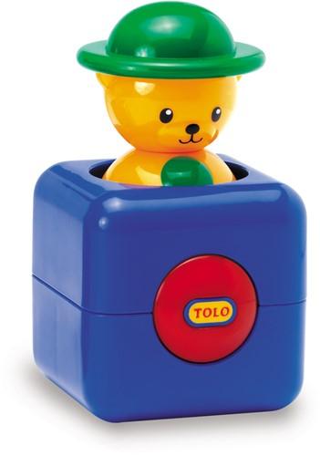 Tolo Toys Mini Pop Up Teddy