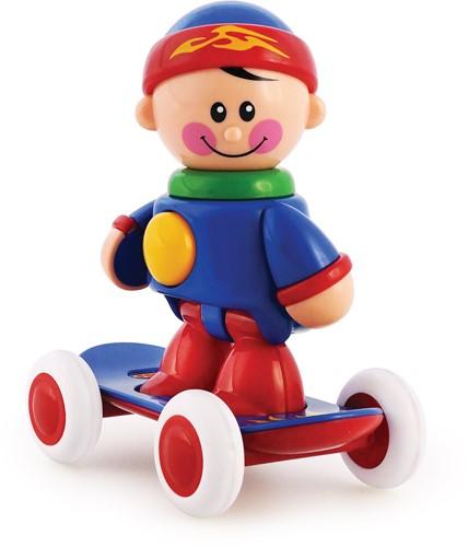 Tolo Toys Skateboarder