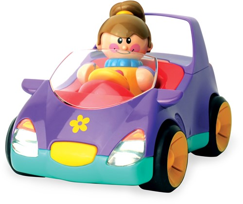 Tolo Toys Car - Girl
