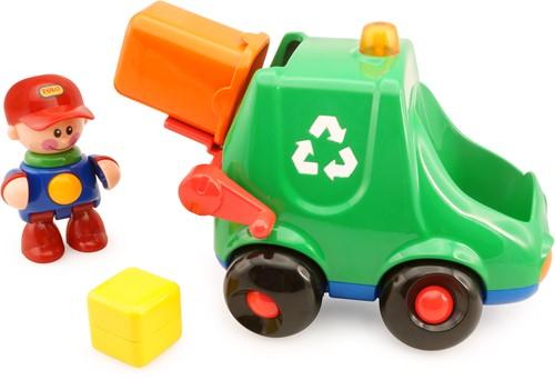 Tolo Toys Refuse Truck
